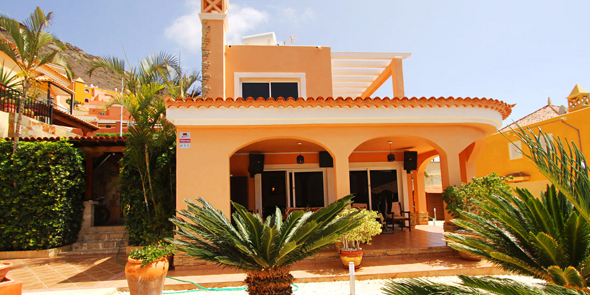 Detached House – Costa Adeje, Tenerife South